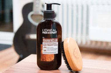L'Oréal Bartshampoo
