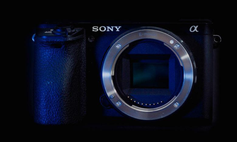Sony A6500 Body